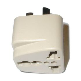 Universal US to Australian Chinese Argentineanl Power Plug Adapter